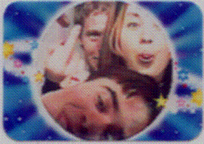 Me and freinds on a sticker